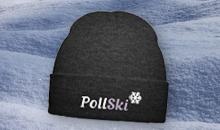 <b> PollSki </b> <br> Auch wenn`s winterlich wird: Zeig der Welt woher du kommst :-)